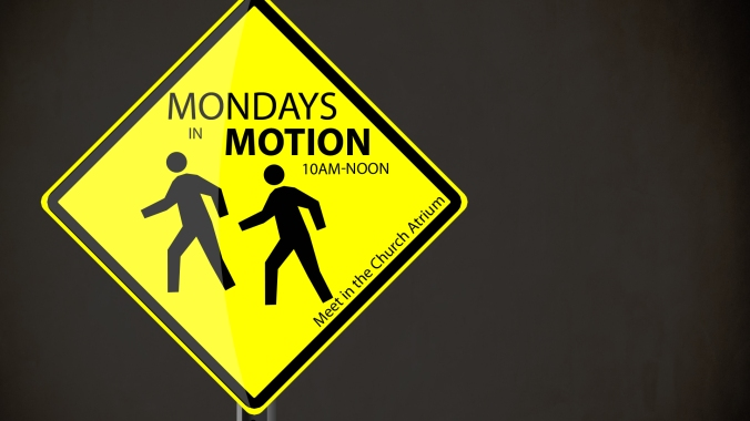 Mondays in Motion