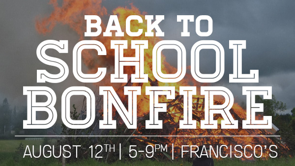 Back to School BonfireWEB