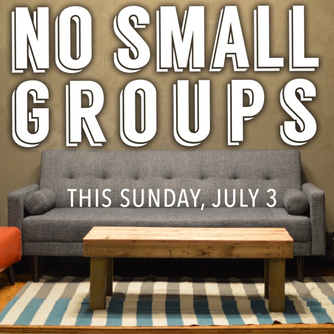 NoSmall Groups_Insta