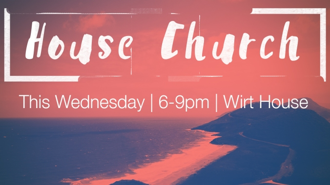 Summer17HouseChurch